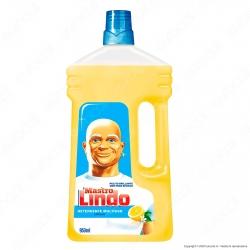 Mastro Lindo Detergente Liquido Multiuso al Limone - Flacone da 950ml