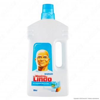 Mastro Lindo Detergente Liquido Multiuso Classico - Flacone da 950ml