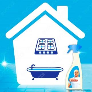 Mastro Lindo Detergente Multiuso Cucina - Spray da 500ml