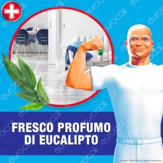 Mastro Lindo Detergente Multiuso con Candeggina - Spray da 500ml