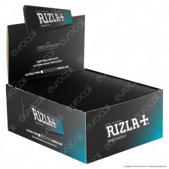 A00013001 - Cartine Rizla Precision King Size Slim Lunghe Ultra Thin - Scatola da 50 Libretti