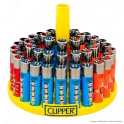 Clipper Large Fantasia Lucky Luke 3 - Box da 48 Accendini