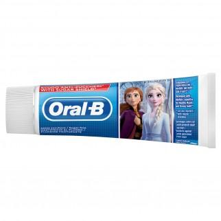 Oral B Dentrifricio Frozen 2 per Bambini - Flacone da 75ml