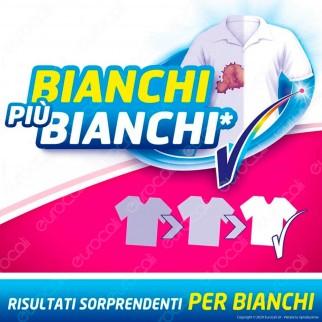 Vanish Oxi Action Bianco Splendente per Tessuti Bianchi - Confezione da 500g