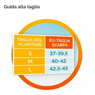 Scholl Plantare Sollievo Dolore Zona Lombare - Taglia S / M / L