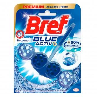 Bref WC Hygiene Blue Activ+ Tavoletta Detergente - 1 Confezione