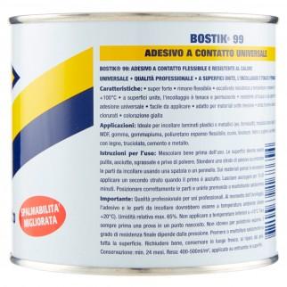 Bostik Adesivo a Contatto Professionale - Barattolo da 400ml