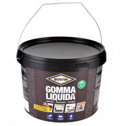 Bostik Gomma Liquida 100% Impermeabile - Barattolo da 5 Litri