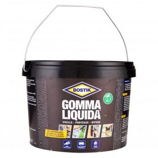 Bostik Gomma Liquida - Barattolo da 5 Litri