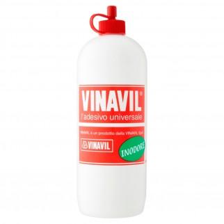 Vinavil Adesivo Universale Colla Vinilica Inodore Trasparente - Flacone da 250g