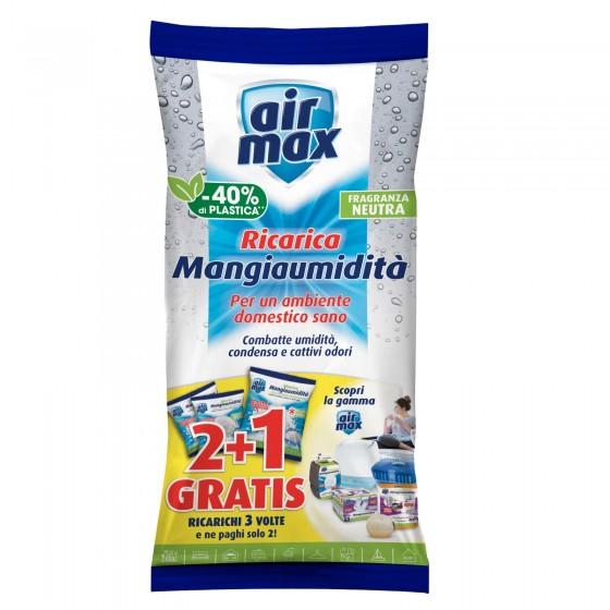 Air Max RIcarica Sale Mangiaumidità - Confezione con 3 Sacchetti da 450g