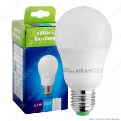 Bot Lighting Airam Lampadina LED E27 6,5W Bulb A60 Per la Crescita delle Piante - mod. 4711354