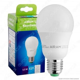 Bot Lighting Airam Lampadina LED E27 6,5W Bulb A60 Per la Crescita delle Piante