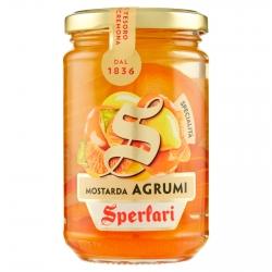 Sperlari Mostarda agli Agrumi Senza Glutine - Barattolo da 380g