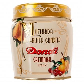 Sperlari Dondi Mostarda di Frutta Candita in Lattina Liberty da 550g
