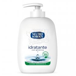 Neutro Roberts Sapone Liquido Idratante con Glicerina Naturale - Flacone da 200ml