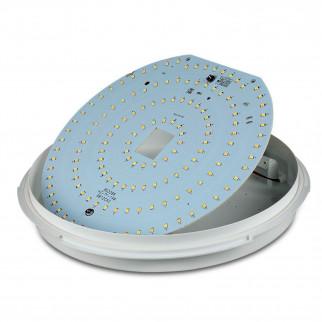 V-Tac PRO VT-24 Plafoniera LED 20W Forma Circolare Chip Samsung IP65 3in1 - SKU 20093