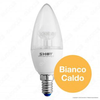 Bot Lighting Shot Lampadina LED E14 6,2W Candela