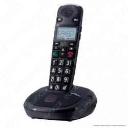 Humantechnik FreeTel Eco Telefono Cordless per Portatori di Apparecchi Acustici