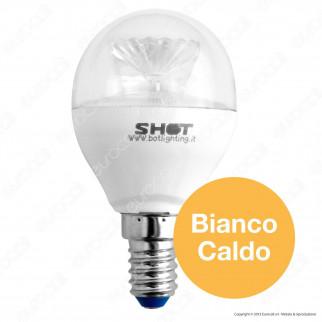 Bot Lighting Shot Lampadina LED E14 6,2W MiniGlobo P45
