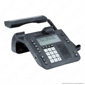 Humantechnik FlashTel Comfort 3 Telefono Fisso per Portatori di Apparecchi Acustici