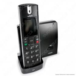 Humantechnik FreeTel III Telefono Cordless per Portatori di Apparecchi Acustici
