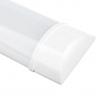 Ener-J Tubo LED Prismatico Plafoniera 45W Lampadina 150cm - mod. T189-2 / T188-2