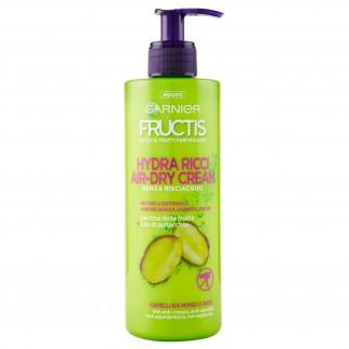 [EBAY] Fructis Style Hydra Ricci Air-Dry Cream Trattamento senza Risciaquo per Capelli da Mossi a Ricci - 3 Conf