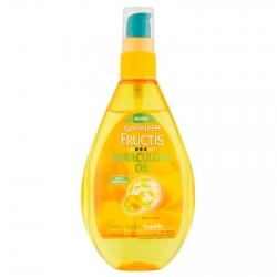 Garnier Fructis Miraculous Oil Olio Mille Usi per Capelli - Flacone da 150ml