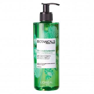 L'Oréal Paris Botanicals Fresh Care Shampo Rinforzante con Zenzero e Coriandolo - Flacone da 400ml