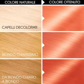 Garnier Olia Bold Tinta Permanente per Capelli 9.2 Rosa Dorata Senza Ammoniaca