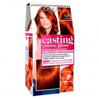 L'Oréal Casting Crème Gloss Tattamento Colorante 630 Caramel Senza Ammoniaca
