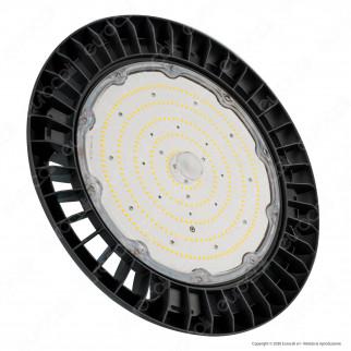Sure Energy Lampada Industriale LED Ufo Shape 200W SMD 120° High Bay - mod. T342