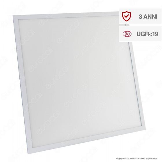 Ener-J Pannello LED 59x59 40W Anti Abbagliamento UGR ≤19 - mod. E111