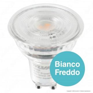 Sylvania RefLED Superia Retro ES50 Lampadina LED GU10 6W Faretto Spotlight 36° Dimmerabile - mod. 0028565 / 0028566 / 0028567