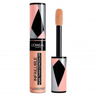 L'Oréal Paris Correttore Viso Infallible More Than Concealer 327 Cashmere