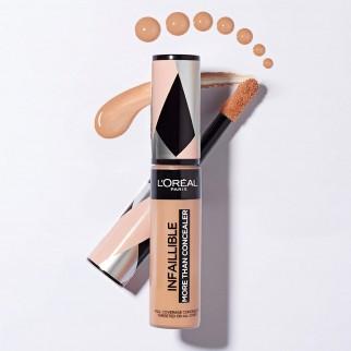 L'Oréal Paris Correttore Viso Infallible More Than Concealer 325 Biscuit - 50g
