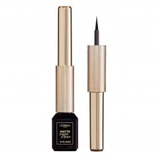 L'Oréal Paris Matte Signature Eyliner Nero Waterproof