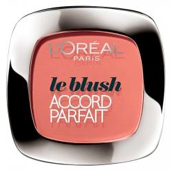 L'Oréal Paris Le Blush Accord Parfait 145 Bois De Rose con Applicatore e Specchietto