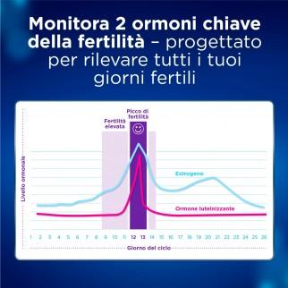 Clearblue Monitor Touch Screen di Fertilità e Gravidanza