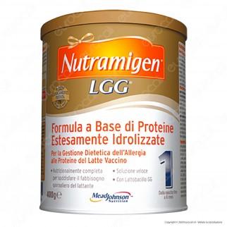 Nutramigen 1 LGG per Neonati da 0 a 6 Mesi con Allergia alle Porteine del Latte - Barattolo da 400g