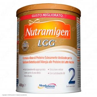 Nutramigen 2 LGG per Bambini da 6 Mesi in Poi con Allergia alle Porteine del Latte - Barattolo da 400g