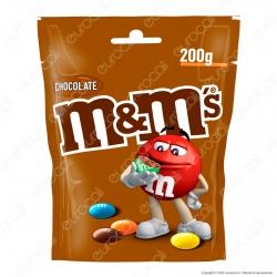 M&M's Chocolate Confetti con Morbido Cioccolato al Latte - Busta da 200g