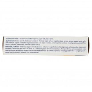 Bostik Superchiaro Adesivo Universale Liquido a Contatto Extra Forte - Tubetto da 125g