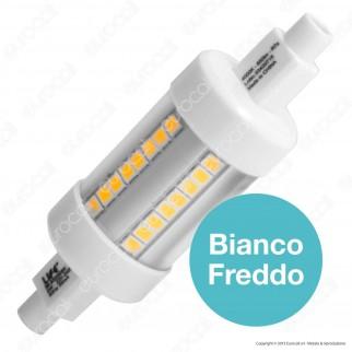 Life Lampadina LED R7s L78 6W Bulb Tubolare