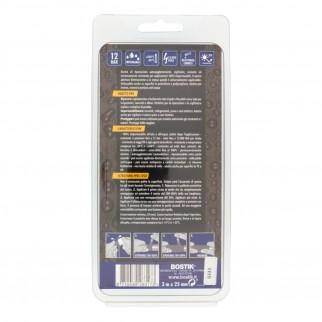 Bostik Gomma Liquida Nastro Autoagglomerante 100% Impermeabile - 3 Metri