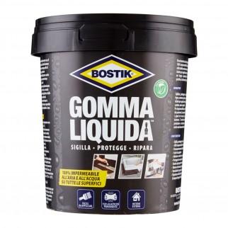 Bostik Gomma Liquida 100% Impermeabile - Barattolo da 750ml