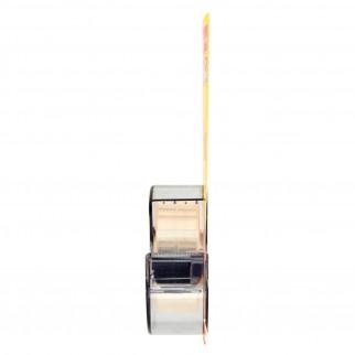UHU Rollafix Nastro Adesivo Trasparente - 25 Metri