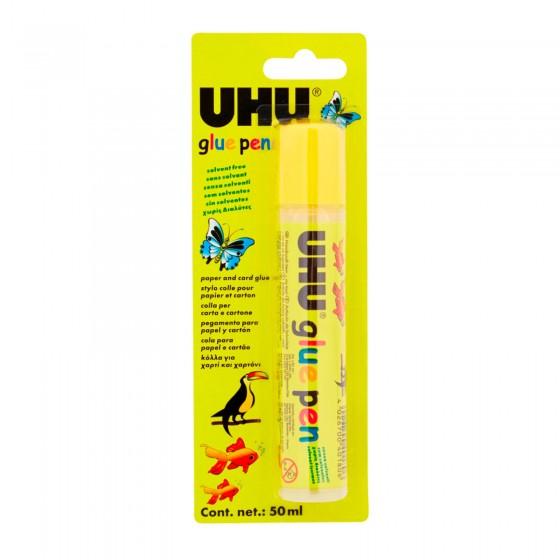 UHU Glue Pen Colla Liquida in fomato Penna - Tubetto da 50ml