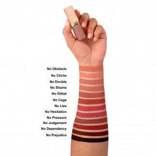 L'Oréal Paris Color Riche Free the Nudes Rossetto Lunga Durata Colore 06 No Hesitation